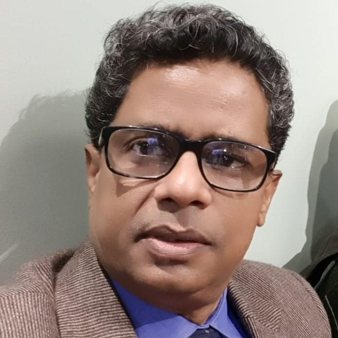 Dr.  Ravindra Kumar Sinha