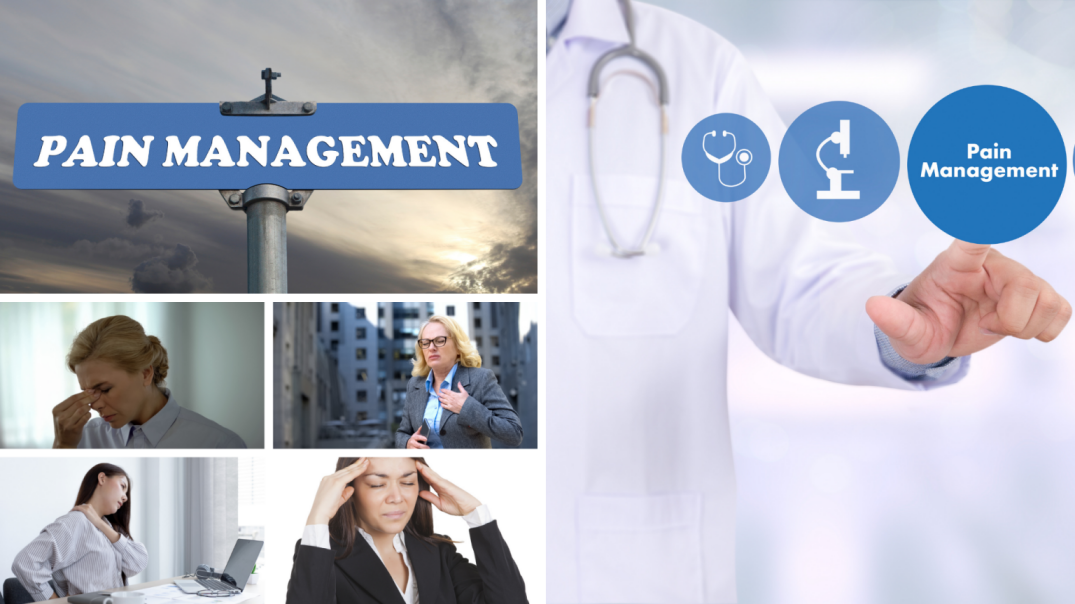 Pain management medical second opinion