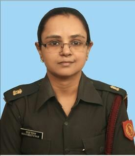 Major Dr Bhawana Pathak