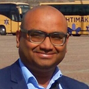 Dr Santanu Acharya