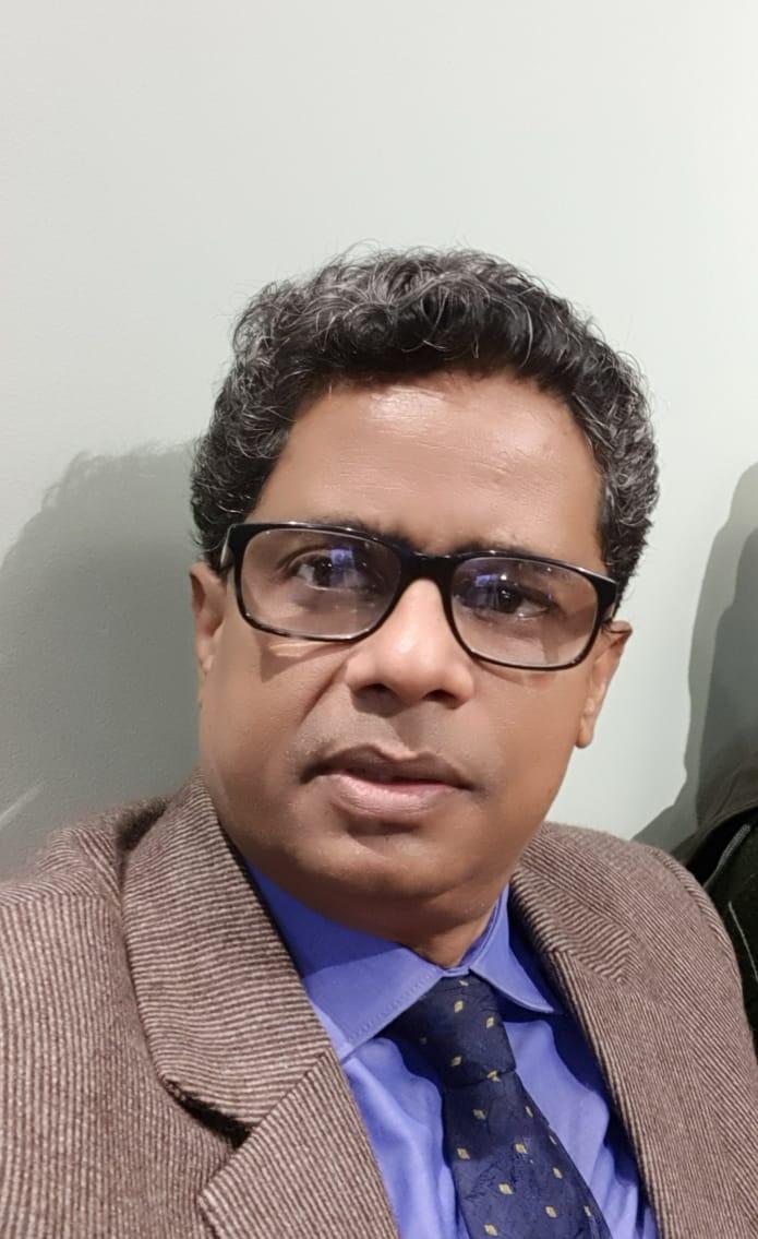 Dr Ravindra Kumar Sinha
